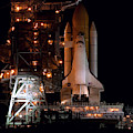 Discovery Space Shuttle by Science Source