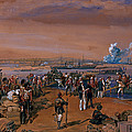 Disembarkation - Kerch, 24 May 1855 by William 'Crimea' Simpson