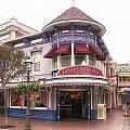Disney Clothiers Main Street Disneyland 02 by Thomas Woolworth