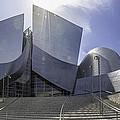 Disney Concert Hall Los Angeles by Angela Stanton