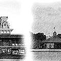 Disney Landmarks by Jenny Hudson