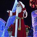 Disney Santa by Thomas Woolworth