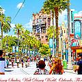 Disney Studios Walt Disney World Orlando Florida by A Gurmankin