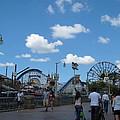 Disneyland Park Anaheim - 121235 by DC Photographer