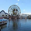 Disneyland Park Anaheim - 121252 by DC Photographer