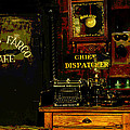 Dispatcher's Office by Mike Flynn