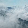 Distant Canyons - Blue Ridge Parkway by Dan Carmichael