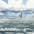 Distant Rain by David G Paul