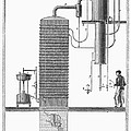 Distillation, 19th Century by Granger