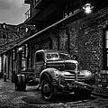 Distillery District Toronto Mono by Ian Good