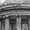 District Of Columbia World War I Memorial by Cora Wandel