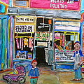 Ditmas Kosher Market by Michael Litvack