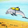 Dive Buddy by Jerome Stumphauzer