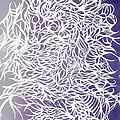 Divergant Purple by Jamie Lynn
