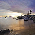 Divers Cove At Sand Harbor by Dianne Phelps