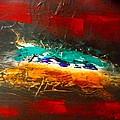 Divine Chaos by Carolyn Repka