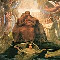 Divine Genesis by Anne Francois Janmot