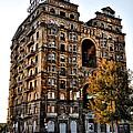 Divine Lorraine Hotel In Philadelphia by Bill Cannon
