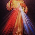 Divine Mercy Big File by Anna Baker
