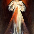 Divine Mercy II by Sheila Diemert