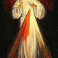 Divine Mercy by Sheila Diemert
