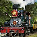 Dixiana Engine 2 by Richard J Cassato