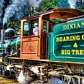 Dixiana Engine 3 by Richard J Cassato