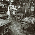Dixie Chicken Interior by Scott Norris