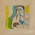 Dizzy Gillespie by Giorgi Akhuashvili