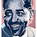 Dizzy Gillespie Portrait by Garth Glazier