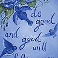 Do Good by Leslie Manley