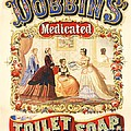 Dobbin's Toilet Soap by Pg Reproductions