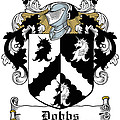 Dobbs Coat Of Arms Irish by Heraldry