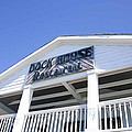 Dock House Restaurant by Jeelan Clark