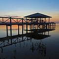 Dock On The Bay by Debra and Dave Vanderlaan