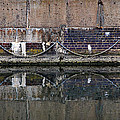 Dock Wall by Mark Rogan