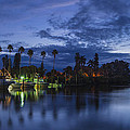 Dockside Morning by Russ Burch