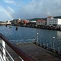 Dockside Rainbow  by Nicki Bennett