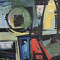 Dockside by Tim Nyberg