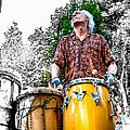 Doctor Drum by John Haldane
