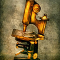 Doctor - Microscope - The Start Of Modern Science by Mike Savad