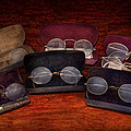Doctor - Optometrist - Array Of Opticals by Mike Savad