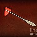 Doctor - Orthopedic Tool - Reflex Hammer by Paul Ward