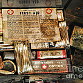 Doctor - The First Aid Kit by Paul Ward