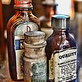 Doctor The Mercurochrome Bottle by Paul Ward