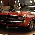Dodge 1971 Challenger R/t by Dragan Kudjerski