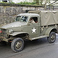 Dodge 4x4 Wc41 by Ted Denyer