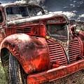 Dodge Bootlegger Truck by Cheyenne L  Rouse