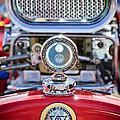 Dodge Brothers - Boyce Motometer by Jill Reger