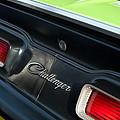 Dodge Challenger 440 Magnum Rt Taillight Emblem by Jill Reger